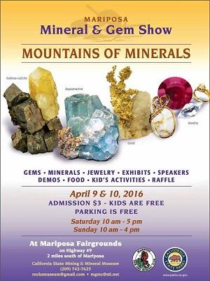 mineral gem show