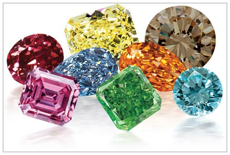 natural color diamonds investment