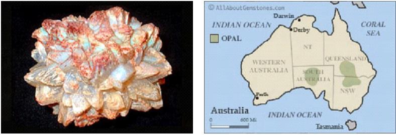 pineapple opal